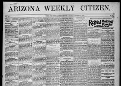 Arizona Weekly Citizen