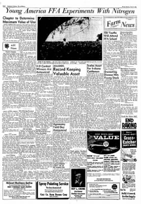 Logansport Pharos-Tribune from Logansport, Indiana on June 29, 1962 · Page 8