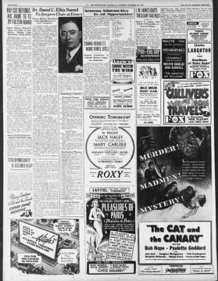 The Atlanta Constitution from Atlanta, Georgia on December 23, 1939 · 4