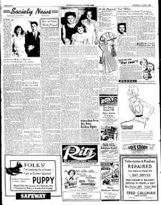 The Courier News from Blytheville, Arkansas on June 5, 1952 · Page 1