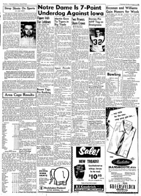 Logansport Pharos-Tribune from Logansport, Indiana on November 20, 1957 · Page 34