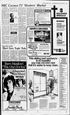 The Atlanta Constitution from Atlanta, Georgia on August 8, 1976 · 159