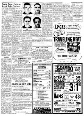 Logansport Pharos-Tribune from Logansport, Indiana on November 21, 1957 · Page 36