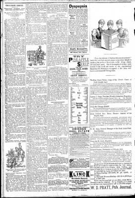 Logansport Pharos-Tribune from Logansport, Indiana on March 17, 1891 · Page 2