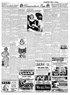 Logansport Pharos-Tribune from Logansport, Indiana on May 18, 1957 · Page 7