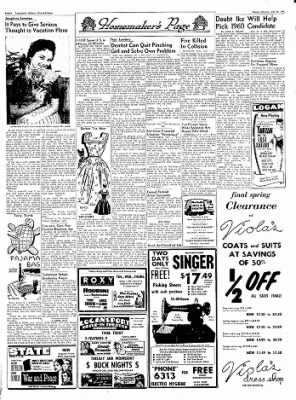 Logansport Pharos-Tribune from Logansport, Indiana on May 20, 1957 · Page 12