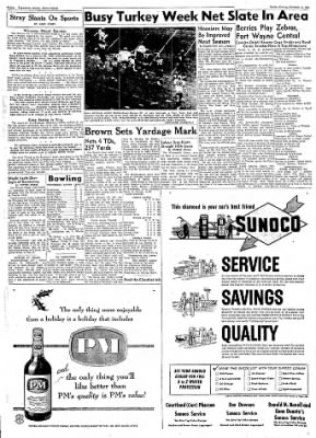 Logansport Pharos-Tribune from Logansport, Indiana on November 25, 1957 · Page 30