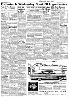Logansport Pharos-Tribune from Logansport, Indiana on November 26, 1957 · Page 19