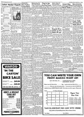 Logansport Pharos-Tribune from ,  on November 26, 1957 · Page 23