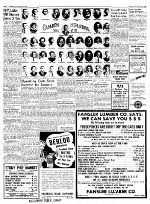 Logansport Pharos-Tribune from Logansport, Indiana on May 22, 1957 · Page 12
