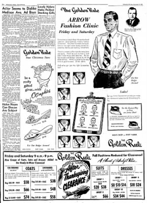 Logansport Pharos-Tribune from Logansport, Indiana on November 27, 1957 · Page 38