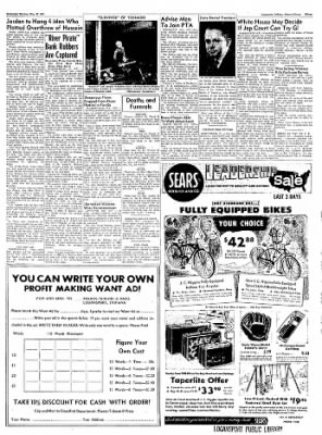 Logansport Pharos-Tribune from Logansport, Indiana on May 22, 1957 · Page 15
