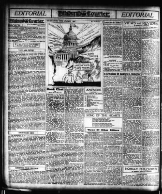 The Pittsburgh Courier from Pittsburgh, Pennsylvania on December 10, 1927 · Page 20