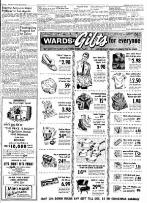 Logansport Pharos-Tribune from Logansport, Indiana on November 27, 1957 · Page 50