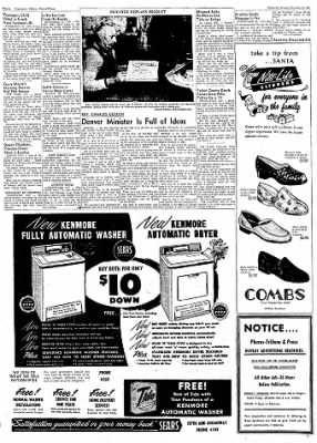 Logansport Pharos-Tribune from Logansport, Indiana on November 27, 1957 · Page 56