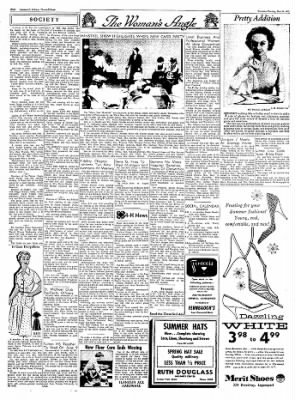 Logansport Pharos-Tribune from Logansport, Indiana on May 23, 1957 · Page 8