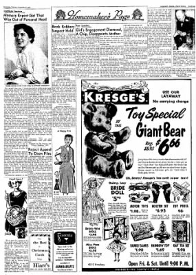 Logansport Pharos-Tribune from Logansport, Indiana on November 27, 1957 · Page 67