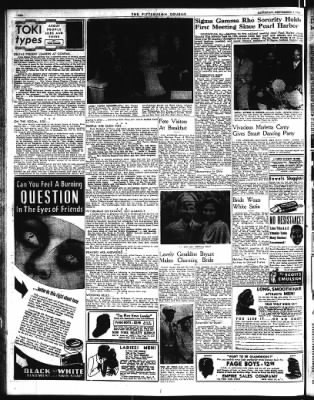 The Pittsburgh Courier from Pittsburgh, Pennsylvania on September 2, 1944 · Page 10