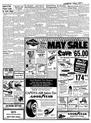 Logansport Pharos-Tribune from Logansport, Indiana on May 24, 1957 · Page 7