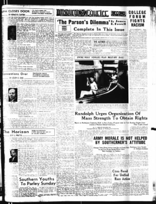 The Pittsburgh Courier from Pittsburgh, Pennsylvania on September 13, 1941 · Page 13