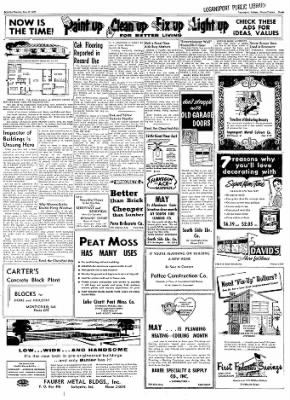 Logansport Pharos-Tribune from Logansport, Indiana on May 25, 1957 · Page 7