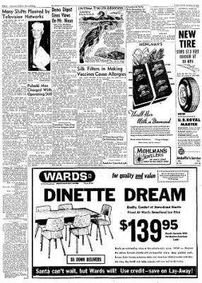 Logansport Pharos-Tribune from Logansport, Indiana on November 29, 1957 · Page 32