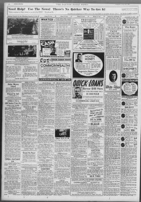Dayton Daily News from Dayton, Ohio on July 20, 1941 · 42