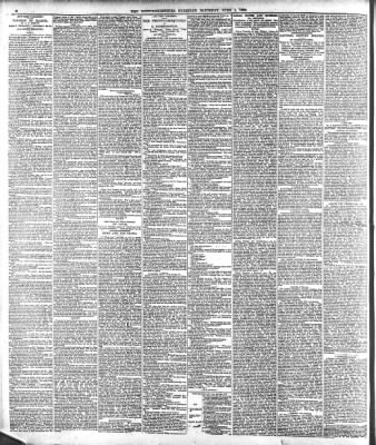 The Nottinghamshire Guardian From Nottingham On June 1 1889 6