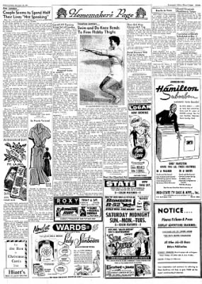 Logansport Pharos-Tribune from Logansport, Indiana on November 29, 1957 · Page 35