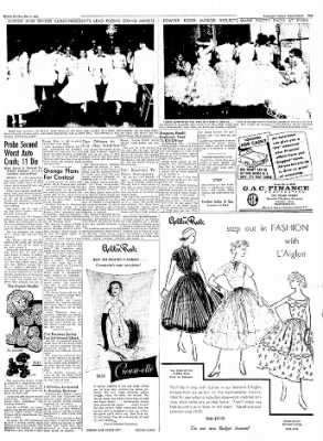 Logansport Pharos-Tribune from Logansport, Indiana on May 27, 1957 · Page 5