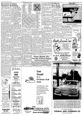 Logansport Pharos-Tribune from Logansport, Indiana on December 2, 1957 · Page 19