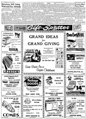 Logansport Pharos-Tribune from Logansport, Indiana on December 2, 1957 · Page 24