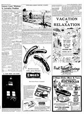 Logansport Pharos-Tribune from Logansport, Indiana on May 27, 1957 · Page 21