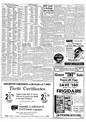 Logansport Pharos-Tribune from Logansport, Indiana on June 29, 1957 · Page 2