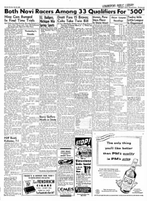 Logansport Pharos-Tribune from Logansport, Indiana on May 27, 1957 · Page 27