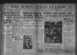 Springfield Leader and Press