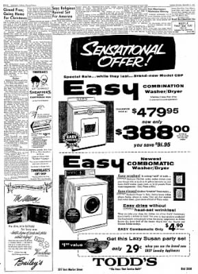 Logansport Pharos-Tribune from Logansport, Indiana on December 3, 1957 · Page 36