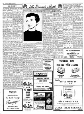 Logansport Pharos-Tribune from Logansport, Indiana on May 28, 1957 · Page 7