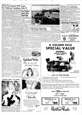 Logansport Pharos-Tribune from Logansport, Indiana on July 1, 1957 · Page 3