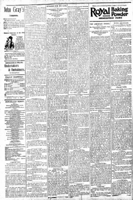 Logansport Pharos-Tribune from Logansport, Indiana on July 12, 1896 · Page 4