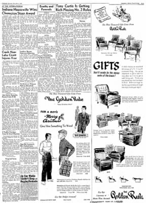 Logansport Pharos-Tribune from Logansport, Indiana on December 4, 1957 · Page 27