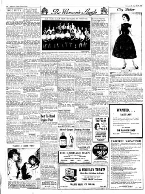 Logansport Pharos-Tribune from Logansport, Indiana on May 28, 1957 · Page 18