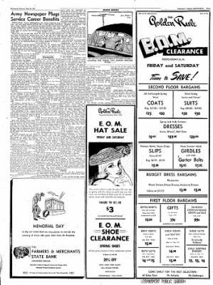 Logansport Pharos-Tribune from Logansport, Indiana on May 28, 1957 · Page 19