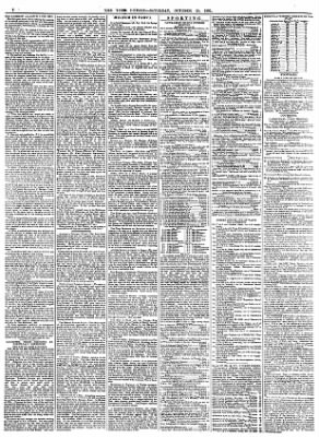 The Yorkshire Herald and the York Herald from York, North Yorkshire, England on October 15, 1881 · 16