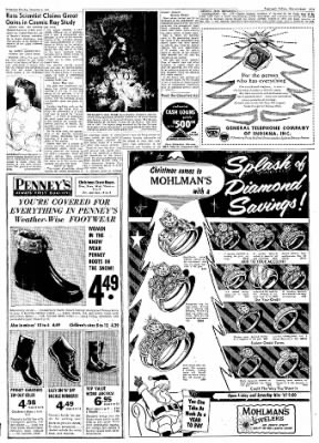 Logansport Pharos-Tribune from Logansport, Indiana on December 4, 1957 · Page 29