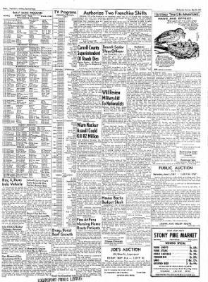 Logansport Pharos-Tribune from Logansport, Indiana on May 28, 1957 · Page 24