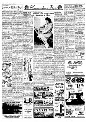 Logansport Pharos-Tribune from Logansport, Indiana on July 1, 1957 · Page 20