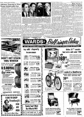 Logansport Pharos-Tribune from Logansport, Indiana on December 4, 1957 · Page 38