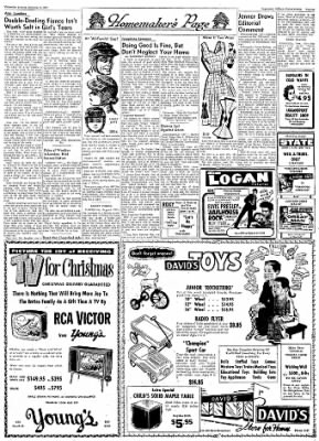 Logansport Pharos-Tribune from Logansport, Indiana on December 4, 1957 · Page 43