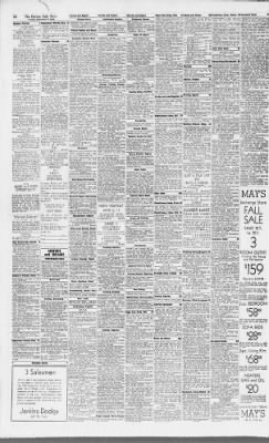 Dayton Daily News from Dayton, Ohio on September 29, 1959 · 28 on